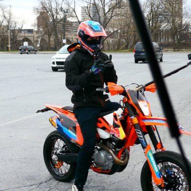 WC Dirtbike Cody @ City Island, Harrisburg, PA