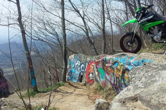 Kawasaki KLX250SF Supermoto Mountain View