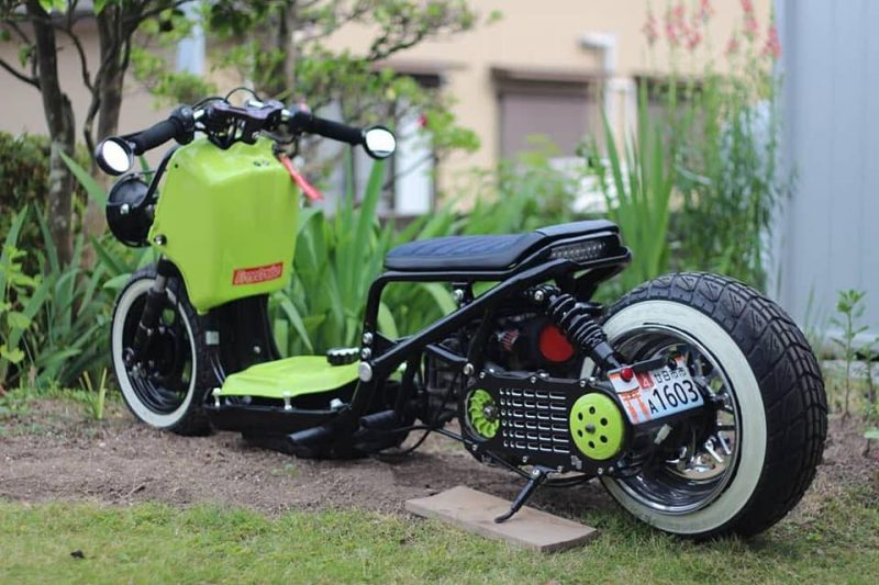 Ruckus Rider